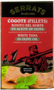 »Bonito del Norte« Cogote Fillets