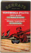 Thon blanc Filets »Ventresca«