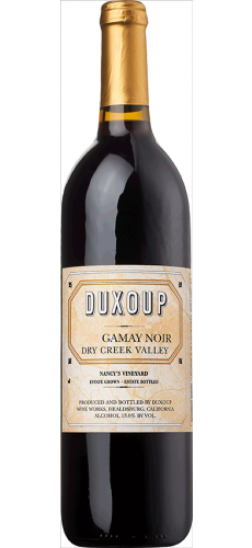 Gamay Noir »Dry Creek Valley«