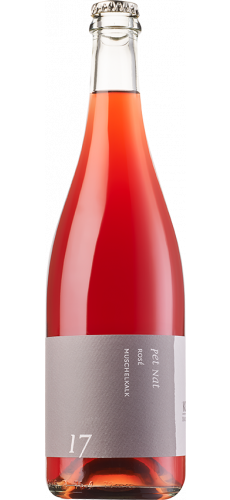 Pet Nat »Rosé« Brut Nature Muschelkalk