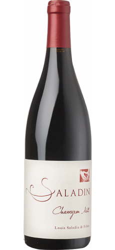 »Chaveyron 1422« Vin de Table (Syrah)
