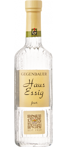 Hausessig »pur«