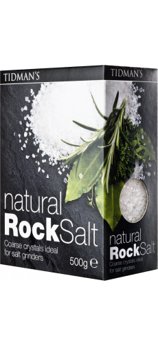 Natural Rock Salt (Steinsalz)